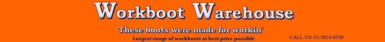 Workboot Warehouse safety footwear work boots